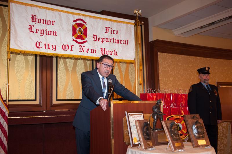 Commissioner Dan Nigro