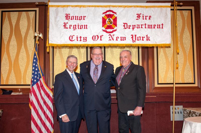 William Feehan Memorial Award Recipients 2010 Capt. John Vigiano, 2016 Fr. Dan Prince, 2014 Capt. Bob Farrell