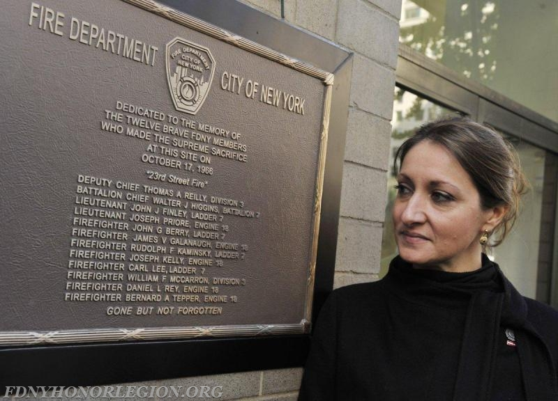 Honor Legion Board Member Christine Priore