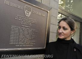 Honor Legion Board Member Christine Priore